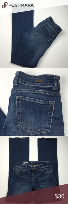 """KUT Natalie High Rise Bootcut Medium Wash Jeans KUT Natalie High Rise Bootcut Medium Wash Jeans Size 6. Excellent condition! Clean and comes from smoke free home. Questions welcomed! Approx. measurements: Waist: 15"""" across Rise: 8.75"""" Inseam: 33.75"""" Kut from the Kloth Jeans Boot Cut"""