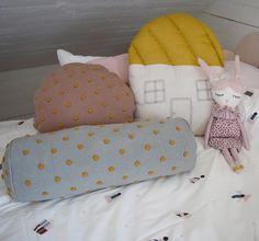 ferm LIVING Kids Popcorn cushions: https://www.fermliving.com/search.aspx?q=popcorn