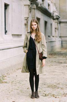 Vanessa Jackman: Paris Fashion Week SS 2012