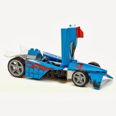 ***Giveaway*** Enter to win 2 Mega Bloks Hot Wheels kits! Ends 4/9