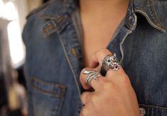 bauble bar rings