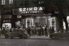 Szikra Mozi a Lenin körúton Old Pictures, Old Photos, History Photos, Budapest Hungary, Historical Photos, Online Marketing, Cinema, Landscape, Country