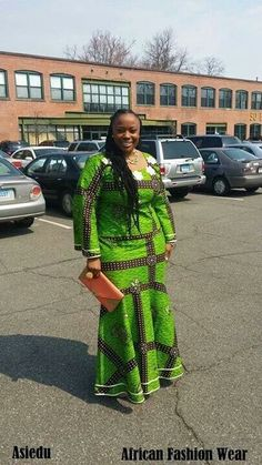 New Ankara Skirt And Blouse Check out 25 New And Stylish Ankara Skirt And Blouse Styles For Ladies African Inspired Fashion, African Print Fashion, Africa Fashion, African Fashion Dresses, African Attire, African Wear, African Women, African Dress, African Prints