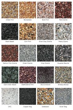 Resin Bound Stone and Aggregate, Resin Bonded Stone and Aggregate. This would make a durable driveway. Resin Driveway, Driveway Paving, Driveway Landscaping, Driveway Ideas, Aggregate Driveway, Resin Gravel, Resin Bound Gravel, Resin Bound Driveways, Resin Bond