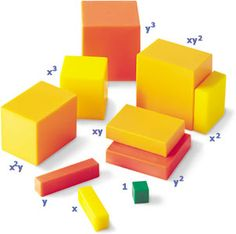 Build Algebra Understanding Using  Three-Dimensional Manipulatives and the Interactive Whiteboard!