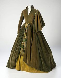 Iconic Gone With the Wind dresses restored #clothes #costume #design #movies