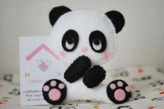 Inspiration: Panda bear...