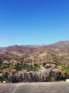 Ojai, Ventura, California