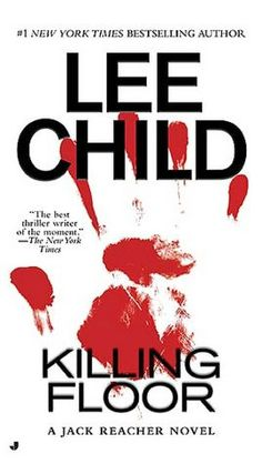 """This is the character series I keep going back to for more. Definitely a """"guy book"""" series, great escapist reading. Killing Floor is the first book in the Jack Reacher character series."""