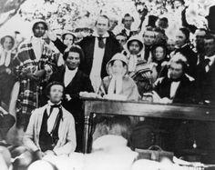 1850  Anti-Slavery Meeting