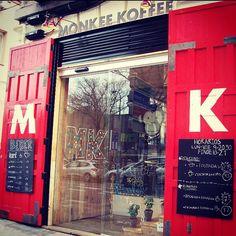 """@monkeekoffee's photo: """"Aviso A Navegantes: Monkee Cerrará Del 30/3 al 5/4. ¿Nos echaréis de menos? ;) El lunes 6 volvemos para preparar vuestros cafés favoritos! ;)"""""""