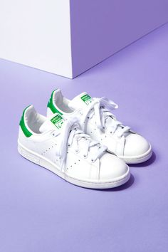 9. The White Tennis Shoe A casual sneaker that still looks fresh to death? You can't go wrong with a pair of Stan Smiths.