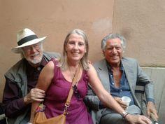 """Un'intervista in esclusiva di Female World al maestro Alberto Vespasiani sulla manifestazione """"Cento Pittori""""."""