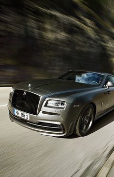 Rolls Royce Ghost.