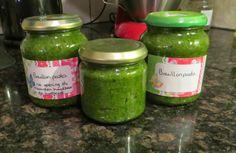 Anita's potjes en pannen: Bouillonpasta - Suppengewürz; vervanger voor bouillonblokje