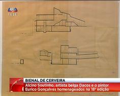 A 18ª edição da Bienal de Cerveira junta 500 obras e mais de 350 artistas de 33 países até 19 de setembro. A vila minhota recebe o evento cultural de dois em dois anos há quase quatro décadas.