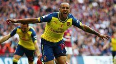Arsenal v Aston Villa 5-30-15