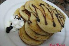 Tortitas Americanas (Thermomix) Fondant, Pancakes, Breakfast, Food, Vase, Cookies, Beverage, Pastries, Dessert Recipes