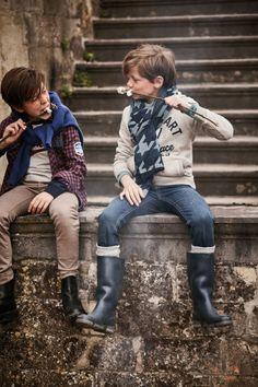 Boys & Fashion