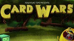 Card Wars - Adventure Time iPhone and iPad Gameplay!  #gameplay #iosgames #videos #trailer #walkthrough