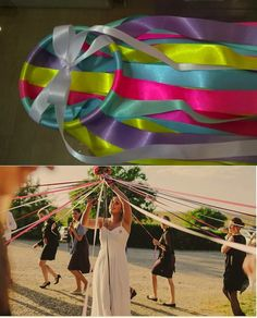 Ribbon Bouquet, Bouquet Toss, Diy Bouquet, Pagan Wedding, Magical Wedding, Wedding Goals, Wedding Planning, Wedding Day, Bear Wedding