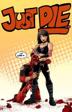 Deadpool & X-23