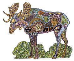 Moose   Sue Coccia