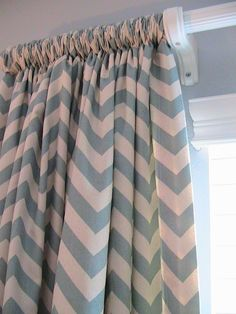 Guest bedroom curtain ideas-
