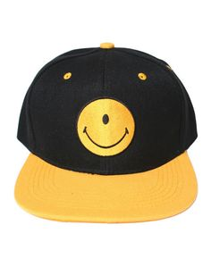 Gold Cyclops Snapback on NYLONshop: http://shop.nylonmag.com/collections/whats-new/products/gold-cyclops-snapback