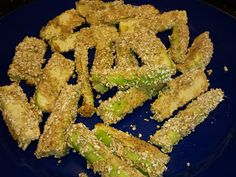 Dukan Cruise phase recipe: Zucchini fries