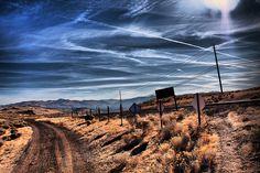 Reno, Nevada a little flat ----a little desert-like