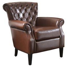Found it at Wayfair - Franklin Chair in Brown