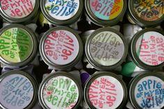 Cute and quirky jam jar labels http://dalemackey.files.wordpress.com/2012/04/img_5356.jpg
