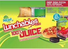 Lunchables Lunch Combinations With 100% Juice As Low As $0.49 Each At Kroger!
