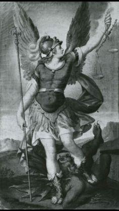 """La seconda apparizione è detta della """"Vittoria"""" e avviene due anni dopo, nel 492 d.C., la precedente apparizione del Toro. Siamo sempre a Siponto che troviamo assediata dagli Eruli comandati da Odoacre, uno dei tanti popoli barbari che scorrazzavano per l'Italia dell'epoca. Siponto era ridotta allo stremo ed il Vescovo Lorenzo di Maiorano ottenne tre giorni di tregua da Odoacre."""