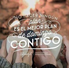 Plan de Domingo