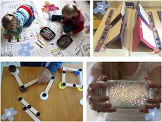 Kid craft ideas. For babysitting or ones own kids