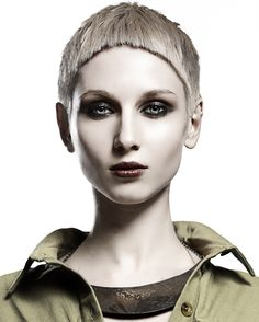 Stafford Hair - Nouvelle Réal #paulstafford #hair #hairstyles #haircuts #trends #тренды #прически #волосы #стрижки #формы Hair: Paul Stafford and Amy Cartwright Colour: Aidan Bradley Styling: Sara O'Neill Make-up: DJ Griffin Photography: Lee Mitchell