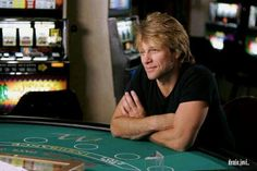 Can u just imagine walking in a casino and see him sitting there? Wild In The Streets, Crush Love, Tokyo Dome, Greatest Rock Bands, My First Crush, Last Man Standing, Take My Breath, Jon Bon Jovi, Love You