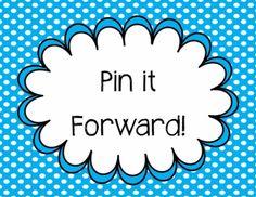 Pin it Forward!