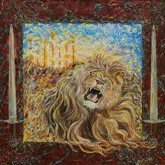 Prophetic art by Jennifer Jones