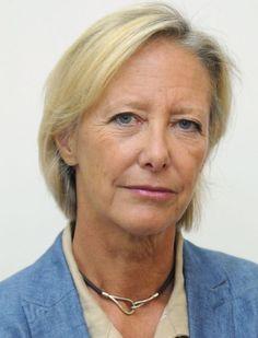 Sophie Cluzel est secrétaire d'état chargée des personnes handicapées Female, Mai