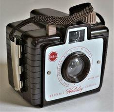 Kodak Brownie Holiday 127 Film Camera Bakelite Dakon Lens Nice Kodak Film Camera Camera Camera Case