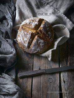 64 New Ideas bread photography ciabatta Savoury Baking, Bread Baking, Bread Food, Food Styling, Spoon Bread, Bread Maker Recipes, Easy Bread, Latin Food, Artisan Bread