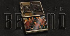 STAR TREK BEYOND ecco i concept art di oggetti di scena armi e gioielli che JOHN EAVES ha realizzato per il film