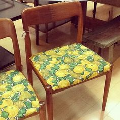 DScan pair of chairs  MCM Mid Century Modern by NestVintageModern, $400.00