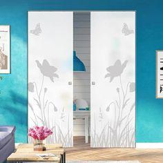 Glass Pocket Doors – Page 11 Glass Pocket Doors, Sliding Glass Door, The Doors, Window Film, Creative Design, Hardware, Curtains, Contemporary, Interior