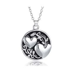 * Penny Deals * - Aioverun Statement heart necklace pendant long chain, different users with a full blessing¡­ -- Read more at the image link.