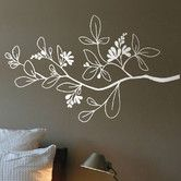 Above my family room couch maybe????  Found it at Wayfair - Mia & Co Wall Decal