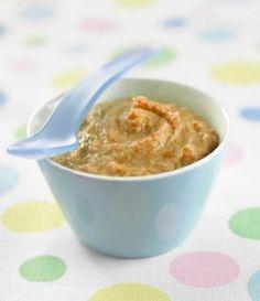 Purée d'endive au jambon | Dès 8 mois | Envie de bien manger http://www.enviedebienmanger.fr/idees-recettes/recettes-pour-bebe